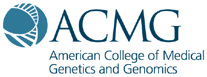 American College of Medical Genetics and Genomics