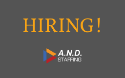 AND Staffing CNC Lathe Setup Engineer, Direct Hire