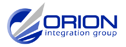 Orion Integration Group